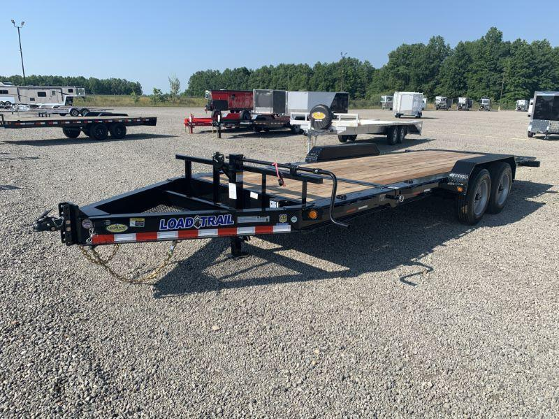 2020 20'  LOAD TRAIL BUMPER PULL EQUIPMENT TRAILER