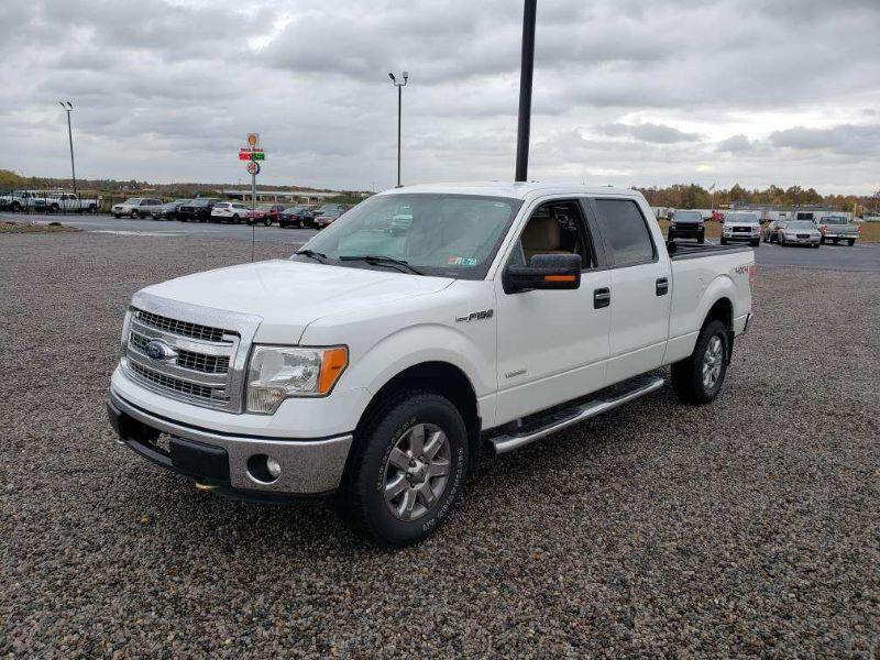2013  FORD F150 TRUCK