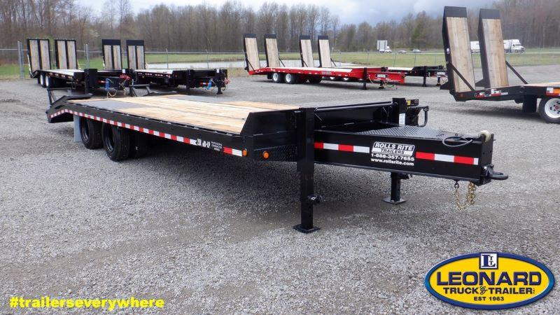 2021  8.5X25  ROLLS RITE TAG EQUIPMENT TRAILER