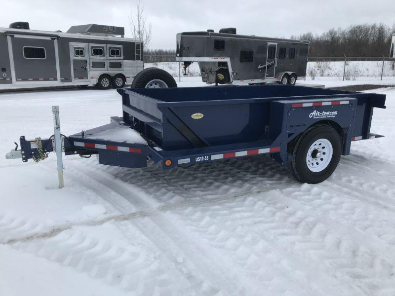 2021 12' AIR TOW FLATBED