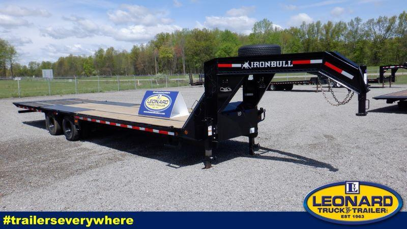 2021  8.5 X 32 NORSTAR GOOSENECK EQUIPMENT TRAILER