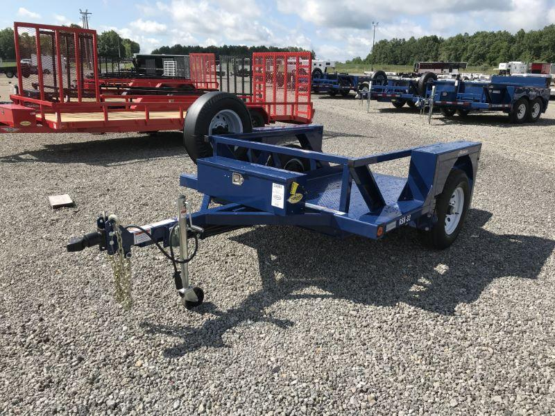 2021 8.5'  AIR TOW FLATBED