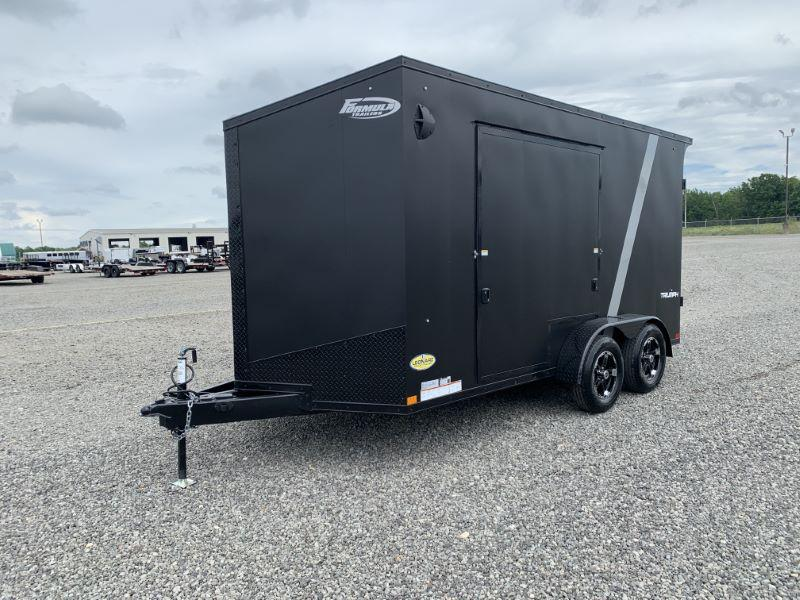2021 7X14 FORMULA BUMPER PULL ENCLOSED CARGO TRAILER