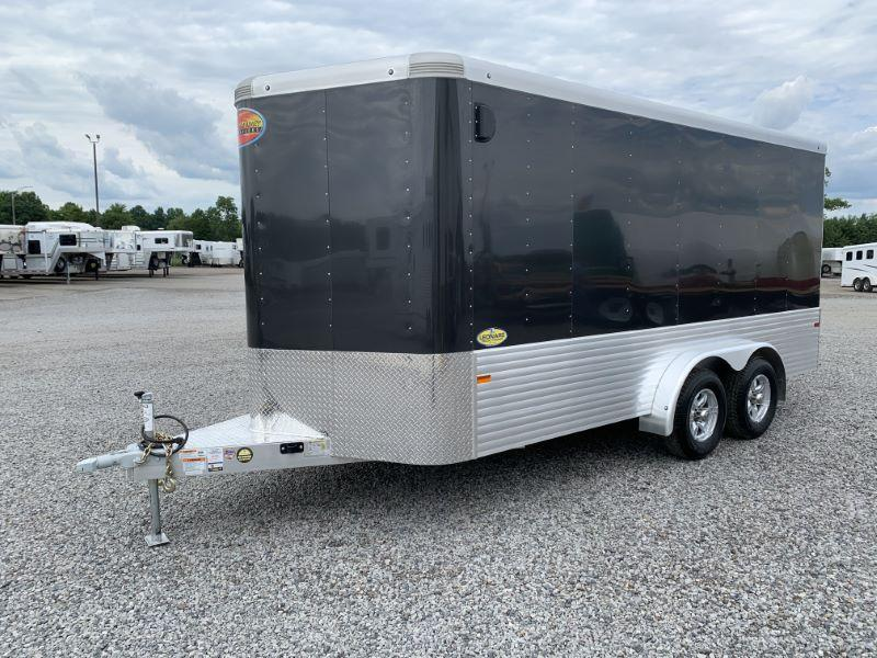 2021 18' SUNDOWNER BUMPER PULL ENCLOSED CARGO TRAILER