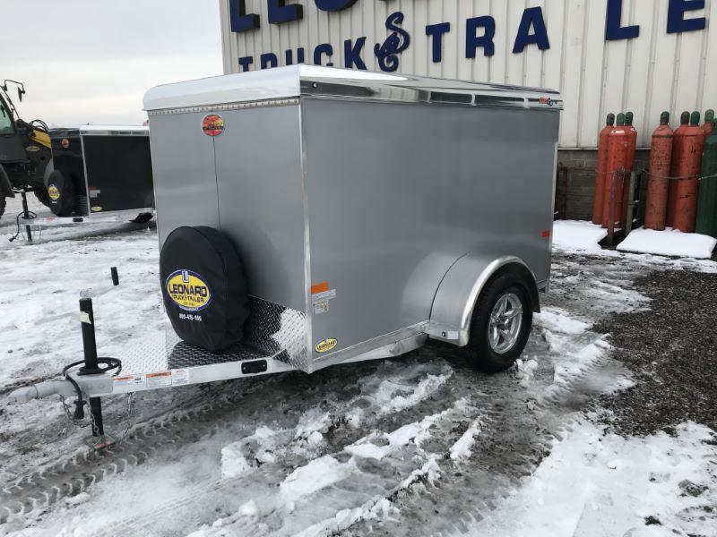 2021  5x8  SUNDOWNER BUMPER PULL ENCLOSED CARGO TRAILER