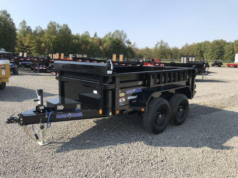 2021 6 X 10 LOAD TRAIL BUMPER PULL DUMP TRAILER