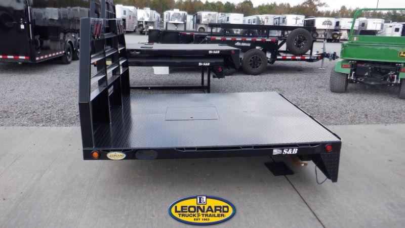 2021  8.5'  S&B TRUCK BED