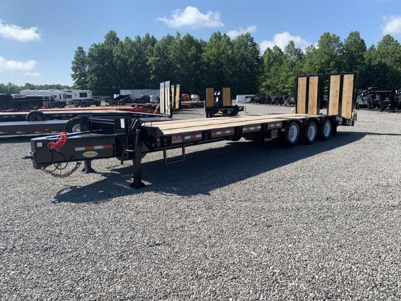 2021 8.5 X 33 B-B TAG EQUIPMENT TRAILER