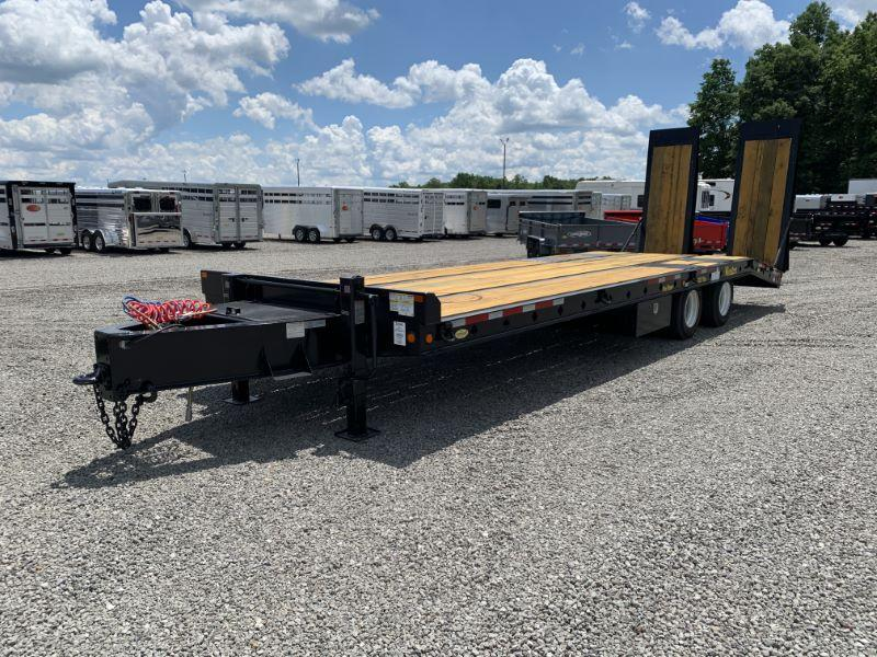 2021  8.5 X 30  WINSTON 22 TON EQUIPMENT TRAILER