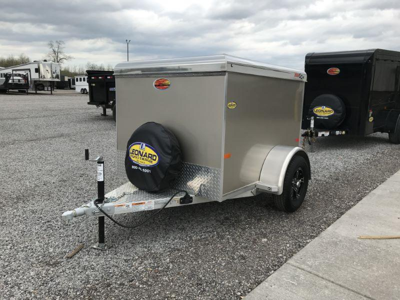 2021 5 X 6 SUNDOWNER BUMPER PULL MINI CARGO TRAILER