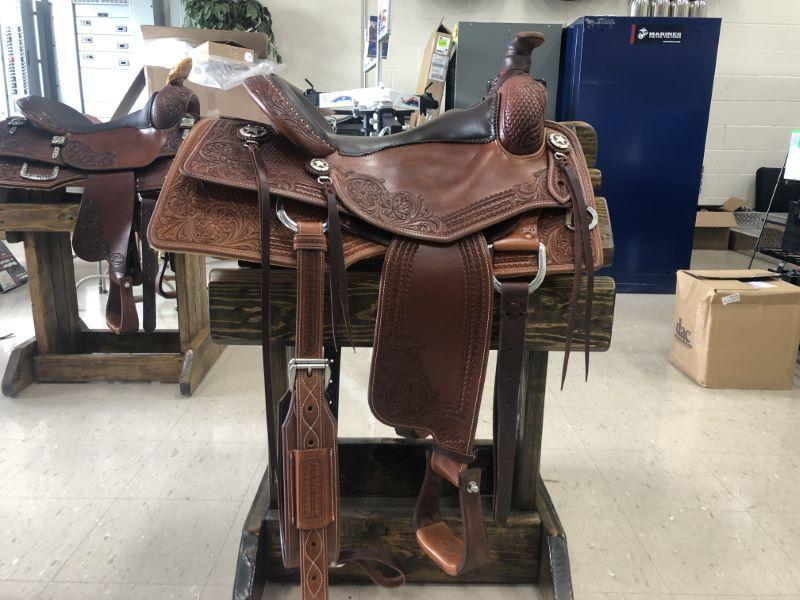 NEW BOBS CUSTOM SADDLE