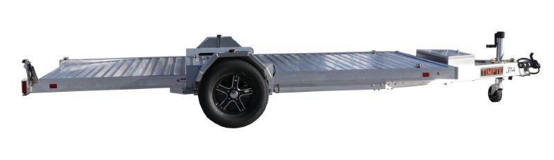 2022  12'  TIMPTE BUMPER PULL OPEN UTILITY TRAILER