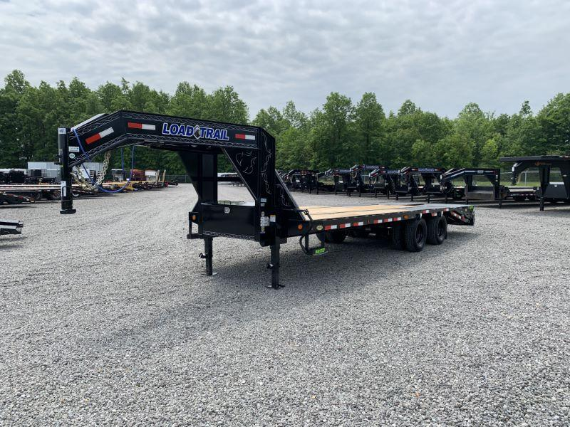 2020 8.5X25 LOAD TRAIL GOOSENECK EQUIPMENT TRAILER