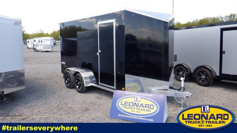 2022 14' FORMULA BUMPER PULL ENCLOSED CARGO TRAILER