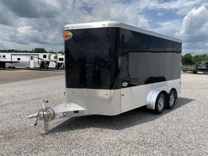 2021 16' SUNDOWNER BUMPER PULL ENCLOSED CARGO TRAILER