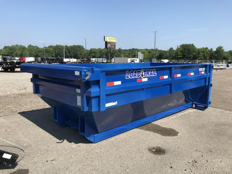 2020 14'  LOAD TRAIL ROLL OFF DUMP BOX