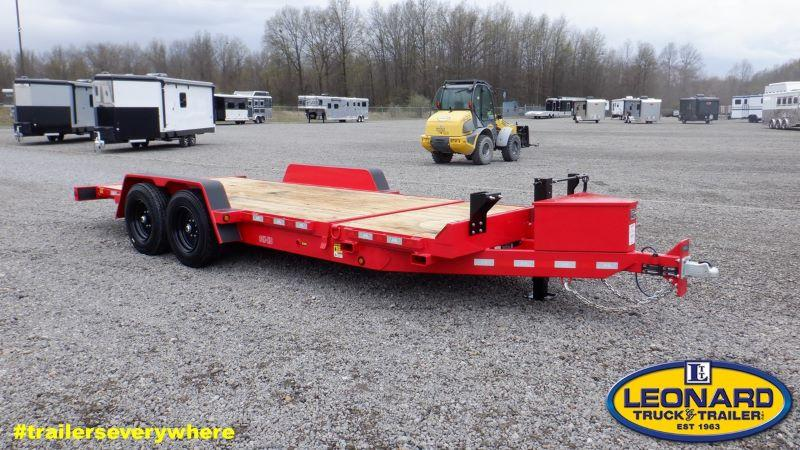 2021  20'   B-B TAG EQUIPMENT TRAILER