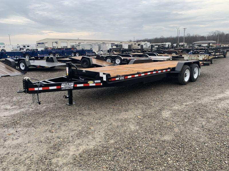 2021  24'  ROLLS RITE TILT BED TRAILER