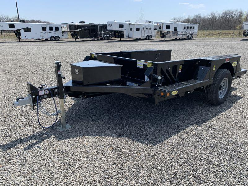 2020 10' B-B HYDRAULIC DROP TRAILER