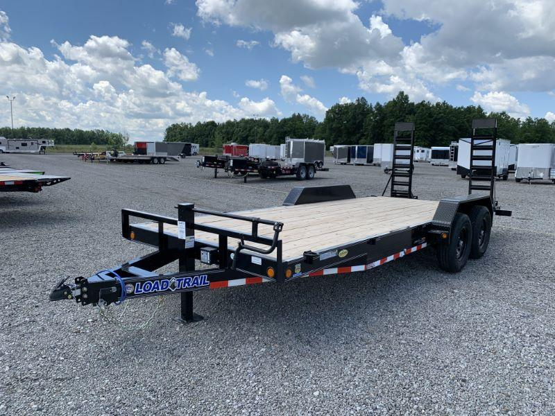 2021  22'  LOAD TRAIL BUMPER PULL EQUIPMENT TRAILER