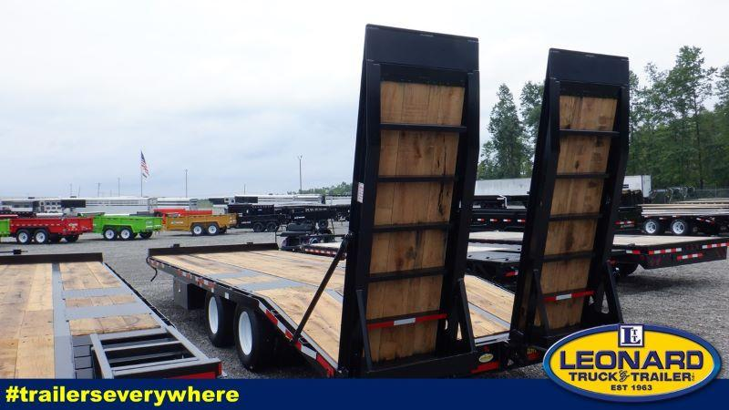 2022 8.5X25 WINSTON DECK OVER TAG EQUIPMENT TRAILER