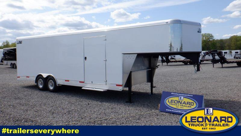 2022  24'  SHADOW GOOSENECK ENCLOSED CAR HAULER