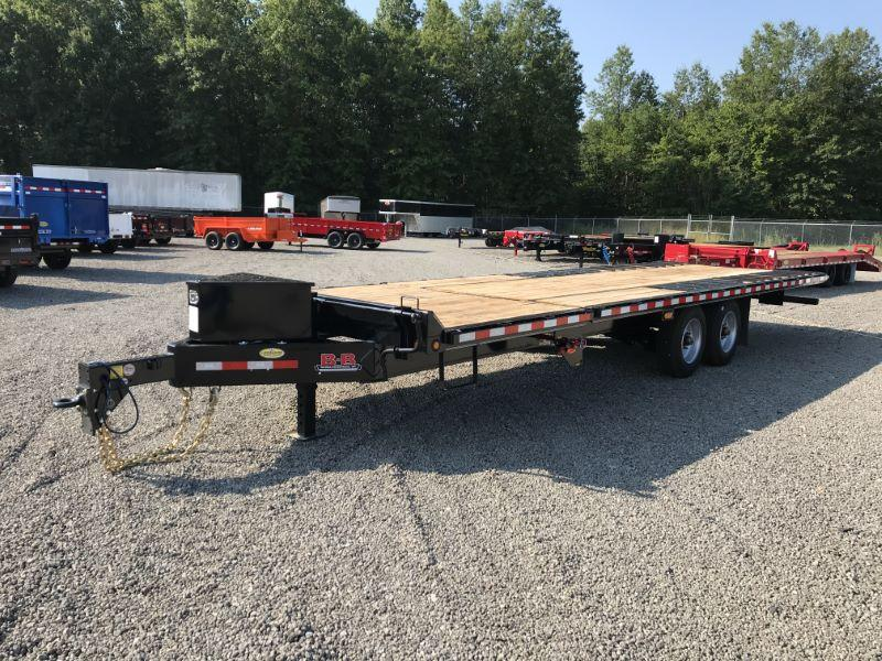 2021  26'  B-B TAG EQUIPMENT TRAILER