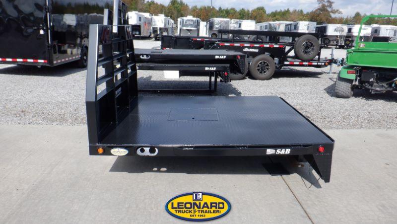 2021  7'  S&B  TRUCK BED