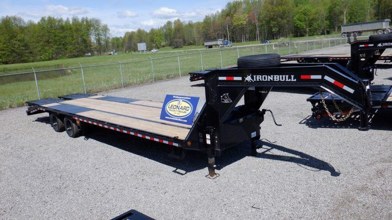 2021  32' NORSTAR GOOSENECK EQUIPMENT TRAILER