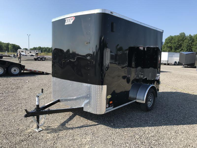2020 6X10 BRAVO BUMPER PULL ENCLOSED CARGO TRAILER