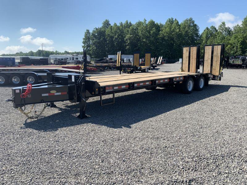 2021 8 X 30 B-B TAG EQUIPMENT TRAILER