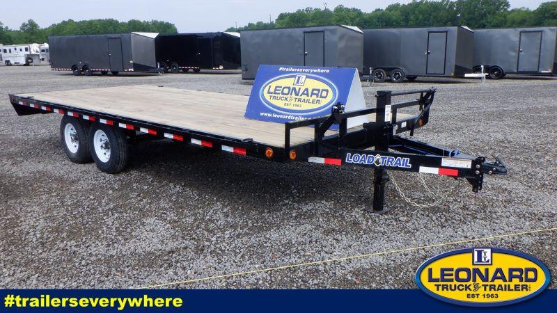 2021  20'  LOAD TRAIL DECK OVER EQUIPMENT TRAILER
