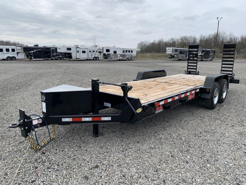 2020 22' B-B TAG EQUIPMENT TRAILER