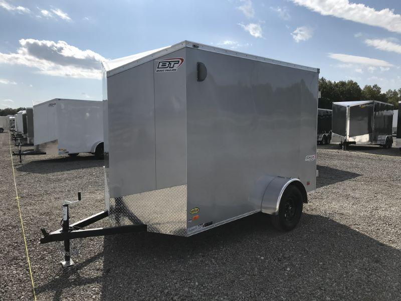 2021  10'  BRAVO BUMPER PULL ENCLOSED TRAILER