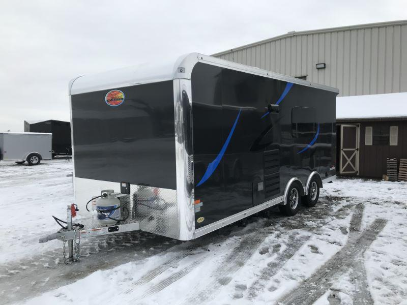 2021  19'  SUNDOWNER BUMPER PULL WITH LIVING QUARTERS TOY HAULER