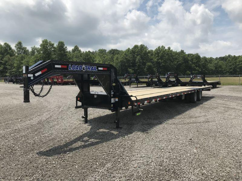2019 8.5X40 LOAD TRAIL GOOSENECK EQUIPMENT TRAILER