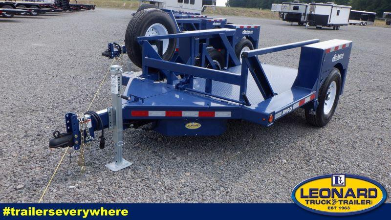 2021 10' AIR TOW FLATBED