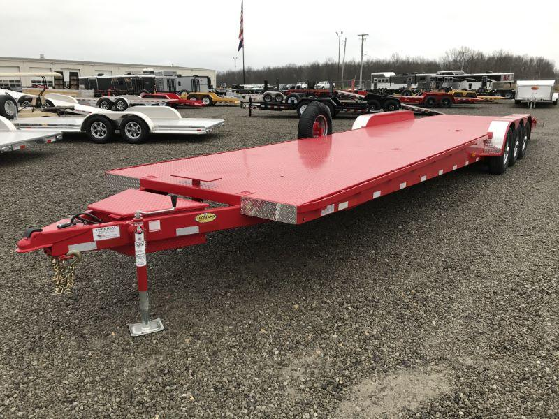 2021 38'  IMPERIAL BUMPER PULL EQUIPMENT TRAILER