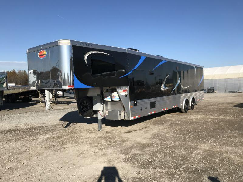 2021 SUNDOWNER 8.5X40 GOOSENECK LIVING QUARTERS TOY HAULER WITH 20' GARAGE