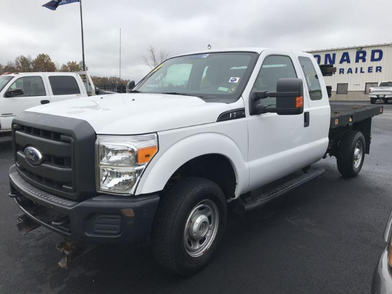 2011 FORD F350 TRUCK