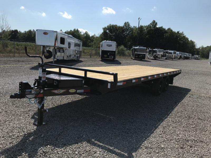 2021 8.5X 20 H&H TAG HITCH EQUIPMENT TRAILER