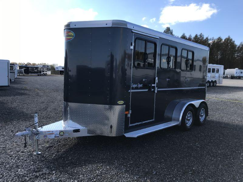 2021 3 HORSE SUNDOWNER BUMPER PULL W/DRESS HORSE TRAILER