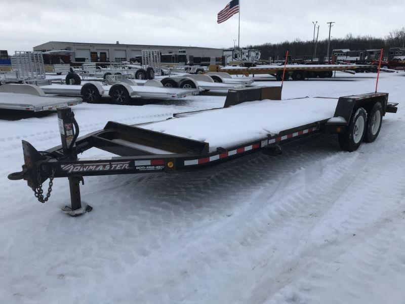 2016  22'  TOW-MASTER TAG EQUIPMENT TRAILER