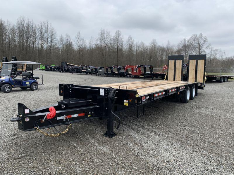 2020 8.5 X 31 B-B TAG EQUIPMENT TRAILER