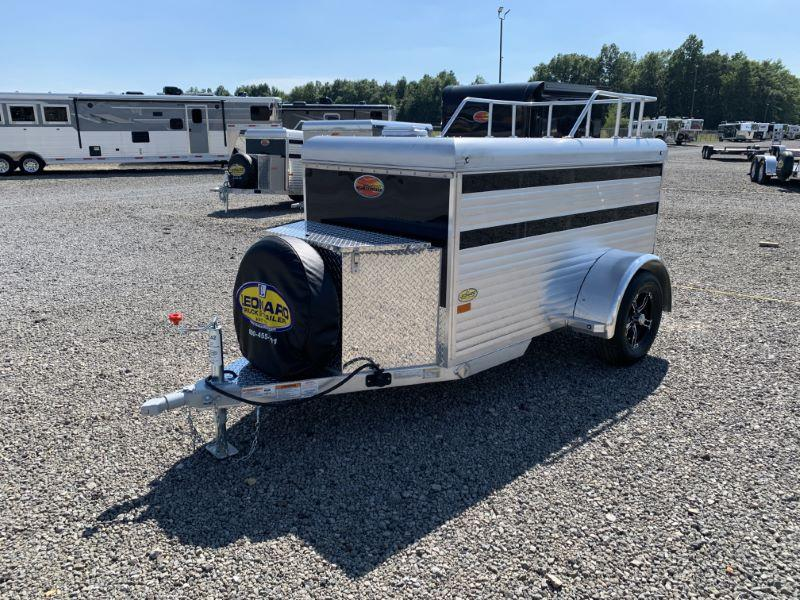 2021 SUNDOWNER BUMPER PULL MINI STOCK TRAILER