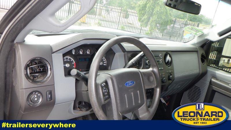 2012  FORD F250 SUPER DUTY V8 CREW CAB XL 4WD