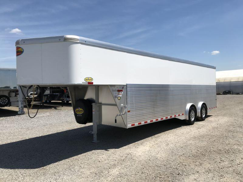 2021 24' SUNDOWNER GOOSENECK ENCLOSED CARGO TRAILER