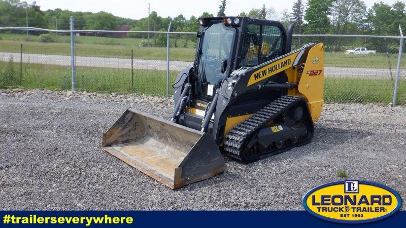 2019  NEW HOLLAND COMPACT TRACK LOADER