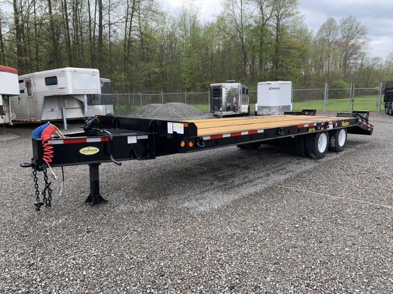 2020 8.5 X 22 WINSTON 22 TON  EQUIPMENT TRAILER