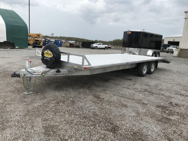2021 24' SUNDOWNER MULTI-PURPOSE UTILITY TRAILER